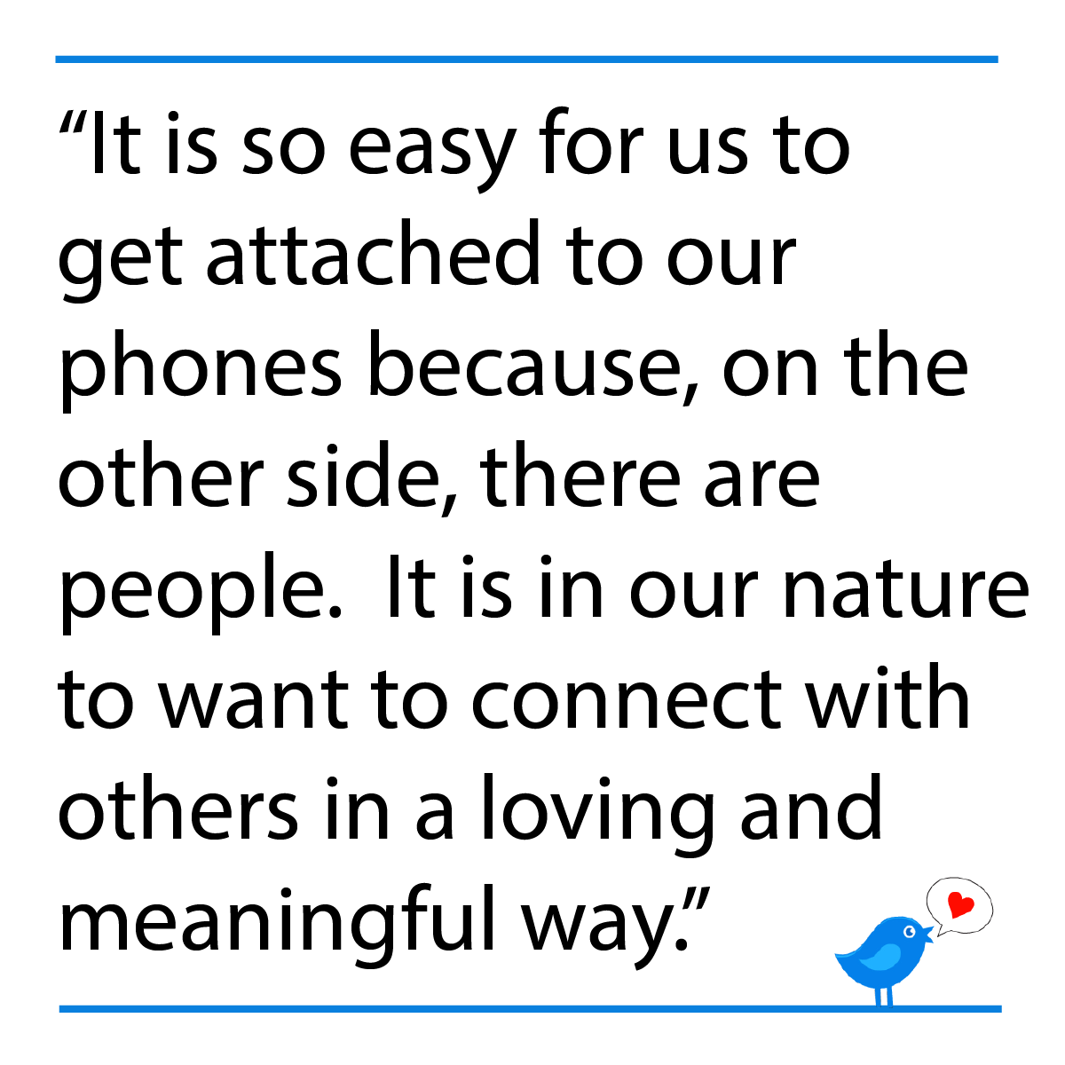 Quote: connection and phones