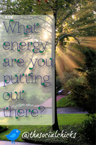 Energy & Social Media